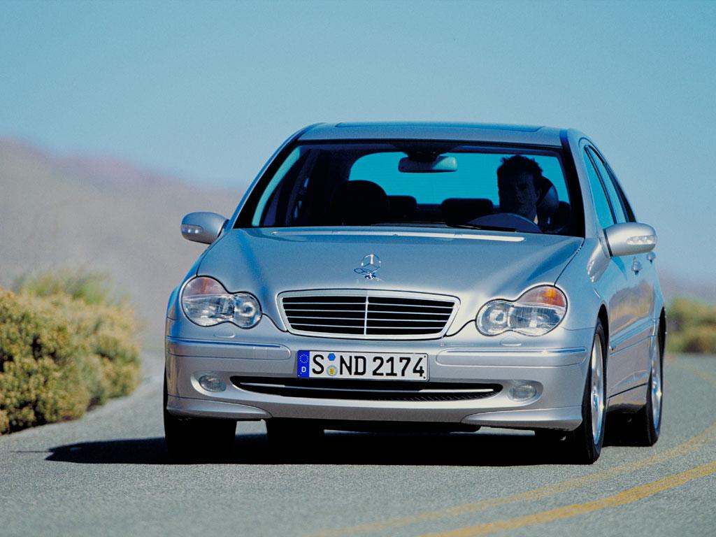 Mercedes Benz C Class W203 User Manual